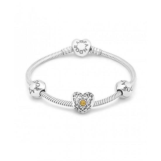 Pandora Bracelet-November Jewelry