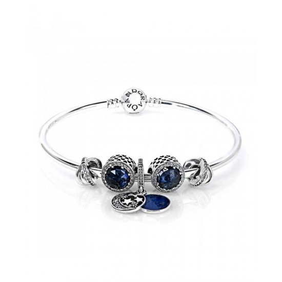 Pandora Bangle-Celestial Tales Complete Jewelry