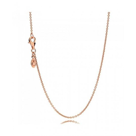 Pandora Necklace-Rose Jewelry Factory Outlet