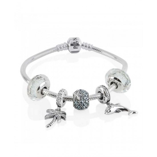 Pandora Bracelet-Shimme Jewelry