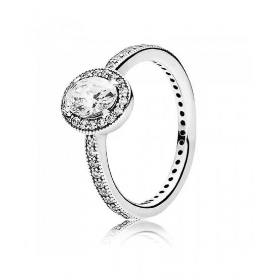 Pandora Ring-Shining Sentiments Vintage Elegance Jewelry