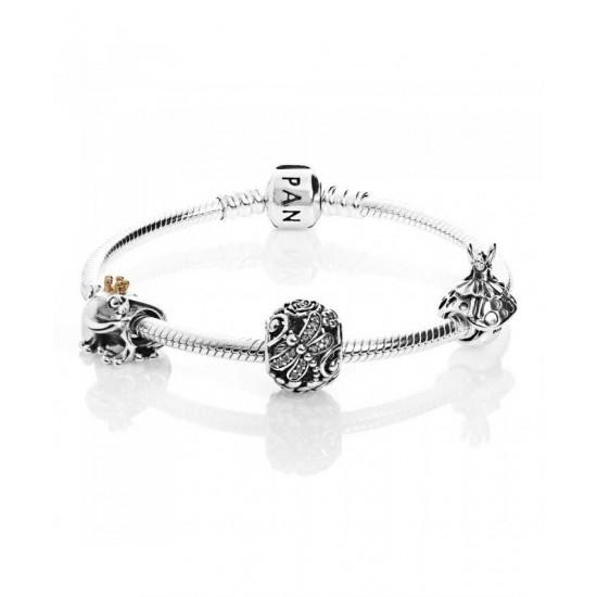 Pandora Bracelet-Enchanted Complete Sale Jewelry