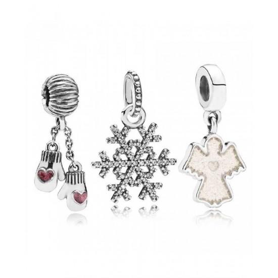 Pandora Charm-Snowday Jewelry