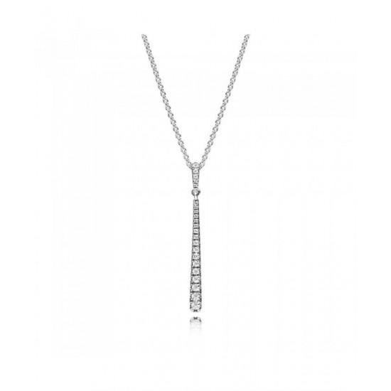 Pandora Necklace-Shooting Star Jewelry