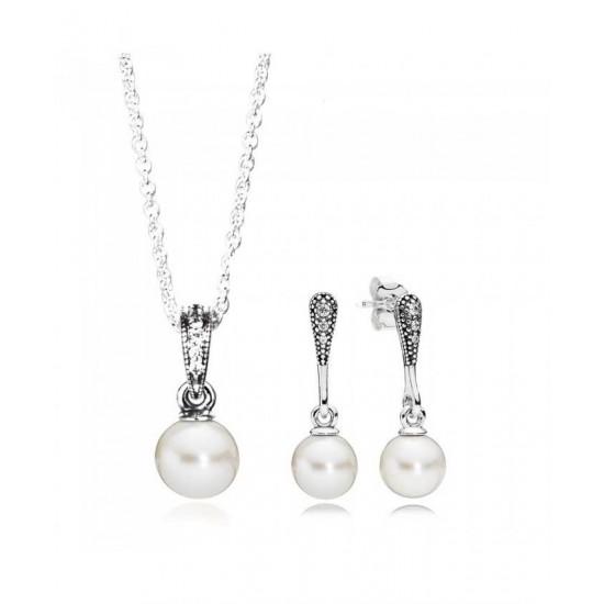 Pandora Jewellery Set-Elegant Beauty Jewelry
