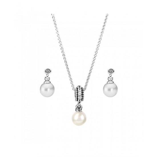 Pandora Jewellery Set-Luminous Elegance Jewelry