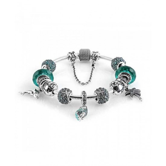 Pandora Bracelet-Tropical Oceanic Complete Jewelry Outlet Store