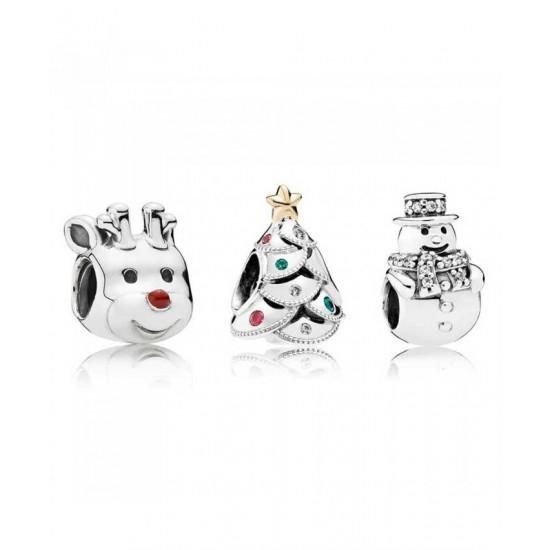 Pandora Charm-Festive Spirit Jewelry