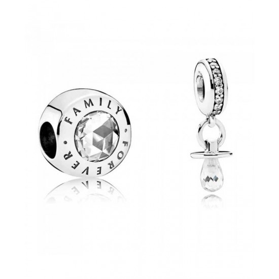 Pandora Charm-Forever Family Jewelry