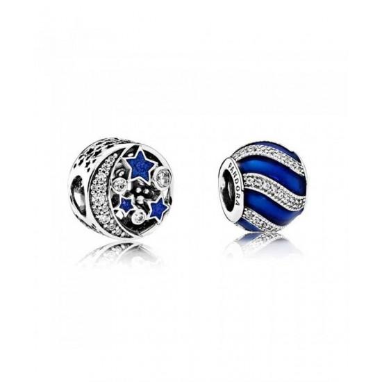 Pandora Charm-Vintage Sky Jewelry Cheap UK