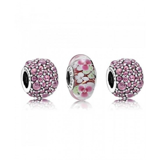 Pandora Charm-Oriental Bloom Jewelry