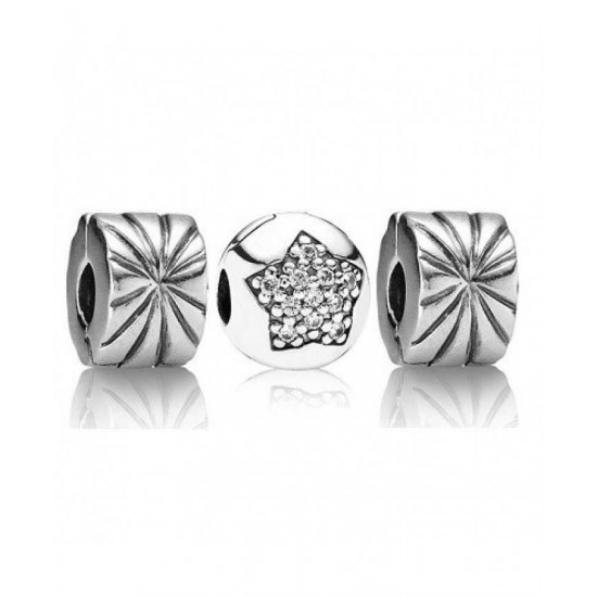 Pandora Charm-Starburst Jewelry Discount Off