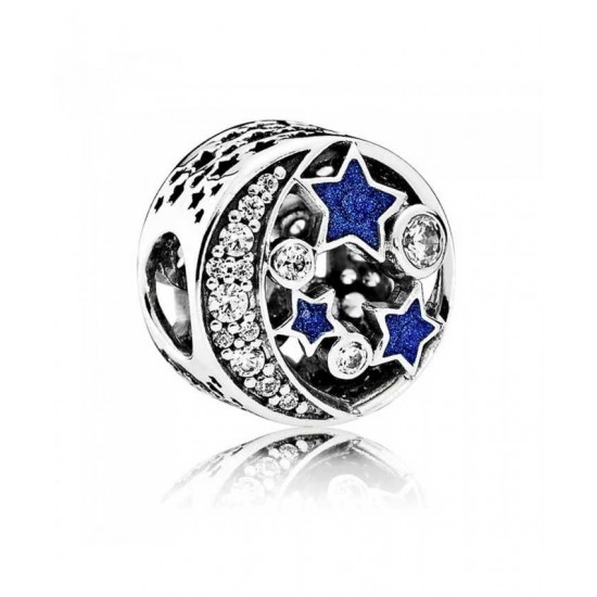 Pandora Charm-Vintage Sky Jewelry