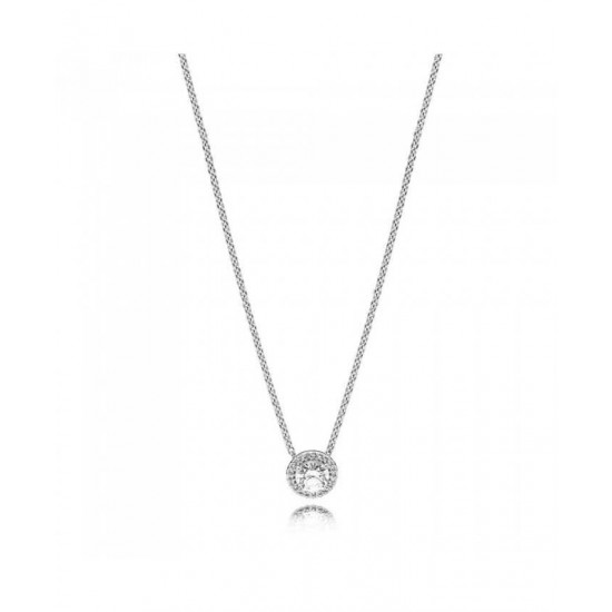 Pandora Necklace-Classic Elegance Jewelry Factory Outlet