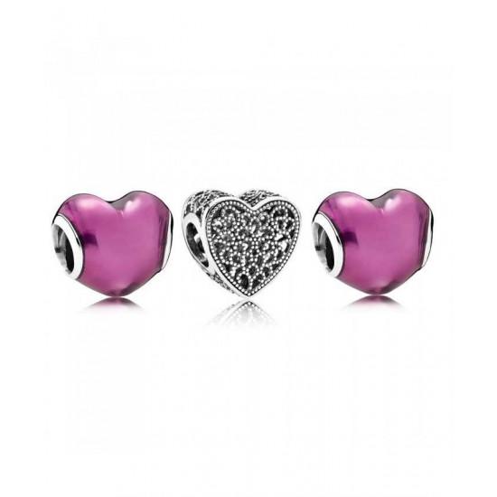 Pandora Charm-Endless Devotion Jewelry Discounted