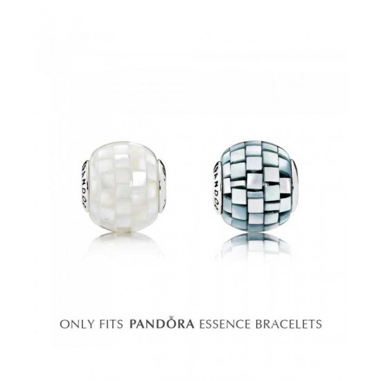 Pandora Charm-Essence Mosaic Mother Of Pearl Jewelry