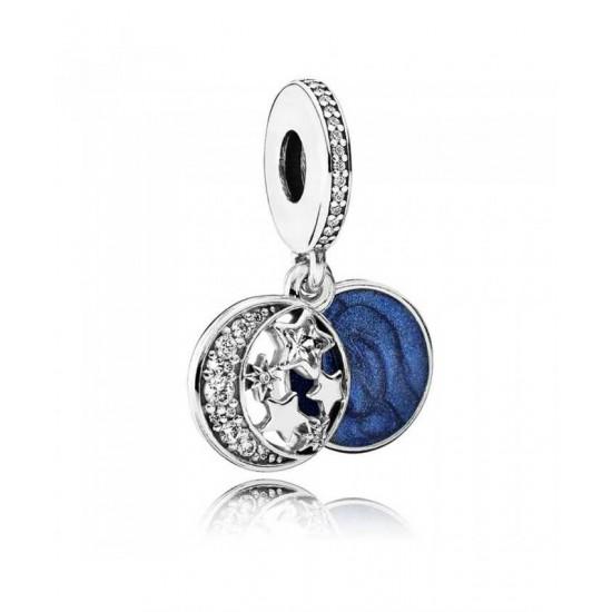 Pandora Charm-Vintage Sky Dropper Jewelry
