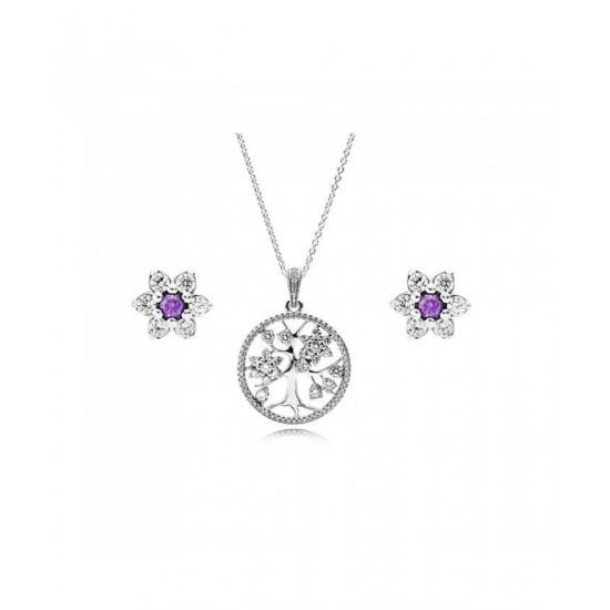 Pandora Jewellery Set-Family Tree Jewelry