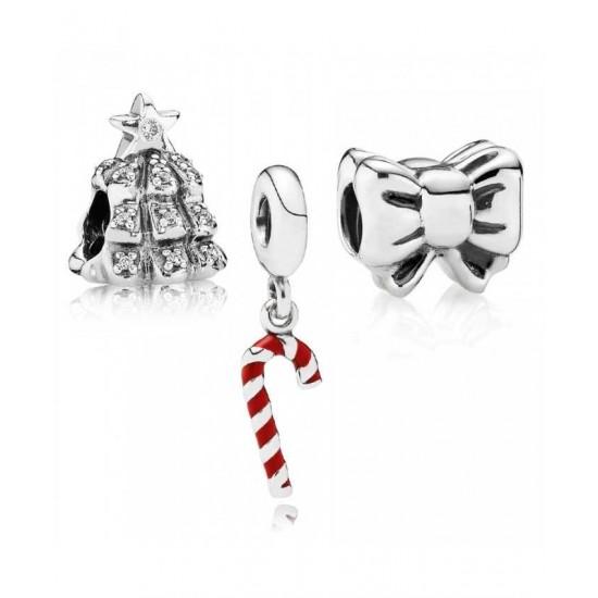 Pandora Charm-On The Christmas Tree Jewelry