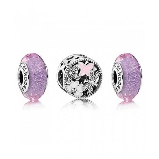 Pandora Charm-Shimme Jewelry
