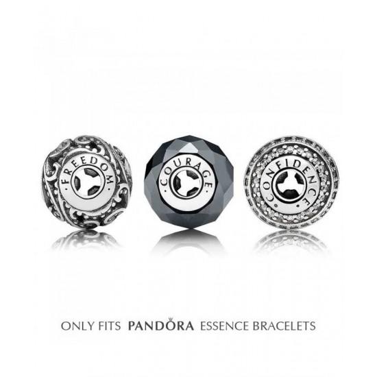 Pandora Charm-Essence Courage Jewelry