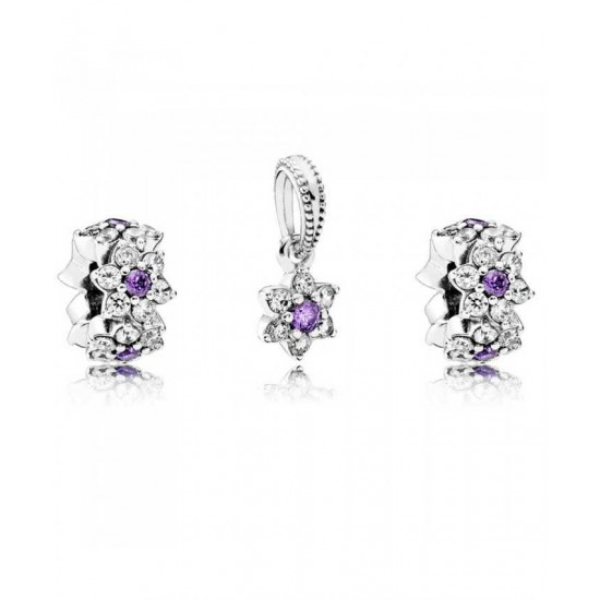 Pandora Charm-Forget Me Not Jewelry Online Sale