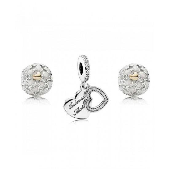 Pandora Charm-Beloved Moments Jewelry
