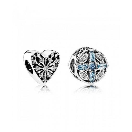 Pandora Charm-Winter Moments Jewelry