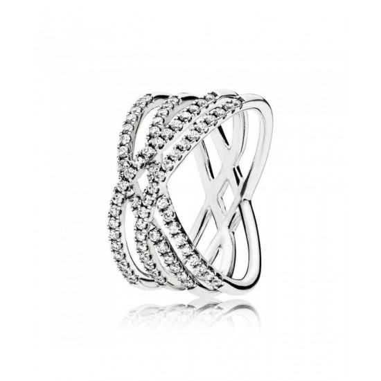 Pandora Ring-Cosmic Lines Jewelry Factory Online