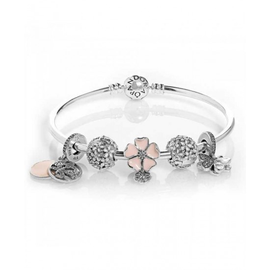 Pandora Bracelet-FlutteRing Jewelry