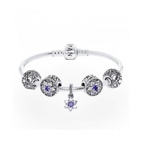 Pandora Bracelet-Shimme Ring Jewelry