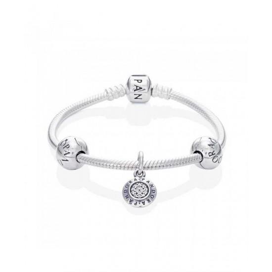 Pandora Bracelet-Signature Complete Jewelry Sale Cheap