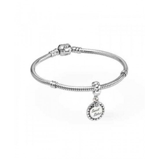 Pandora Bracelet-Sweet Sister Complete Jewelry