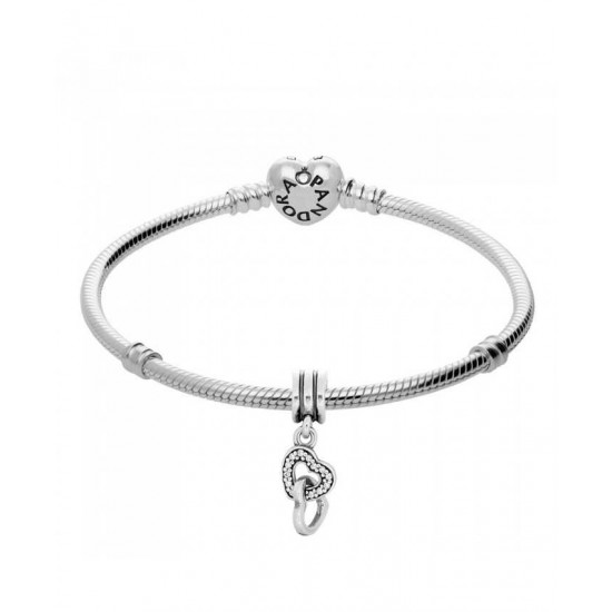 Pandora Bracelet-Together As One Complete Jewelry