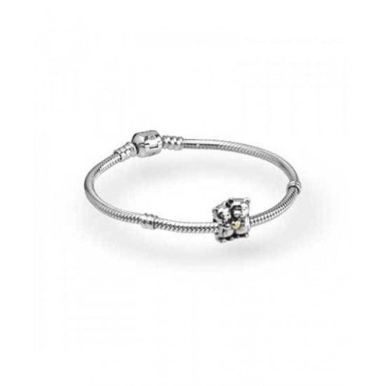 Pandora Bracelet-14ct Teddy Complete Jewelry