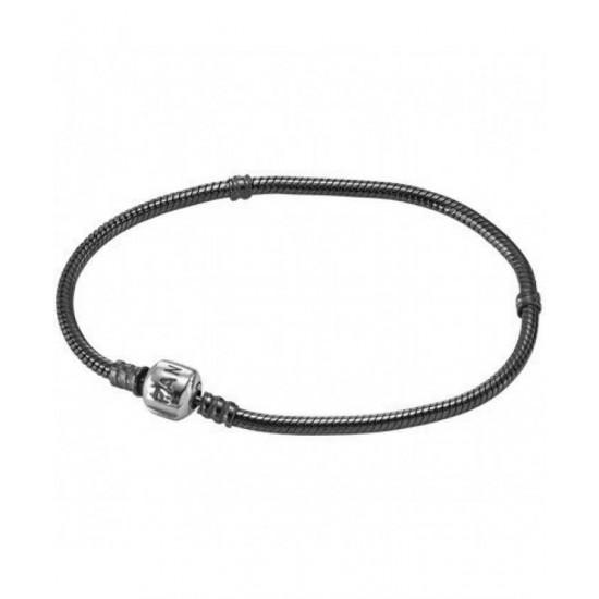 Pandora Bracelet-Silver Oxidised Silver Jewelry