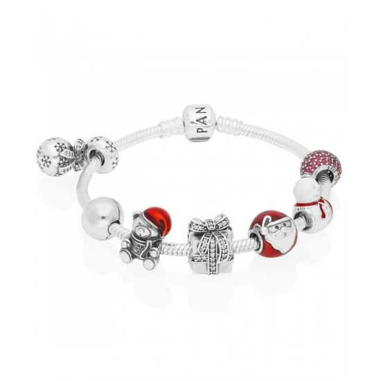 Pandora Bracelet-Christmas Special Complete Jewelry