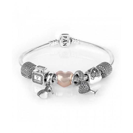 Pandora Bracelet-Night Out Complete Jewelry