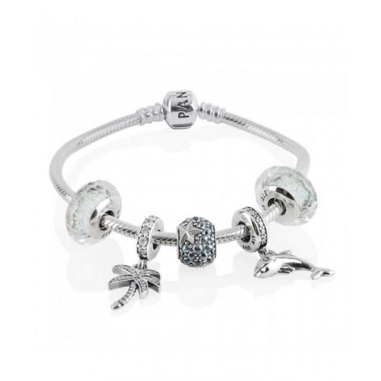 Pandora Bracelet-ShimmeRing Jewelry