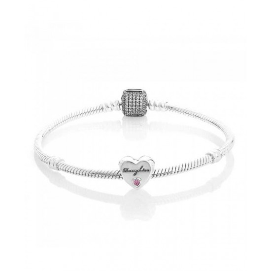 Pandora Bracelet-A Daughters Love Complete Jewelry