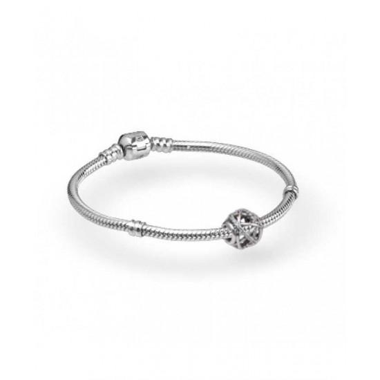 Pandora Bracelet-Special Sparkle Complete Jewelry