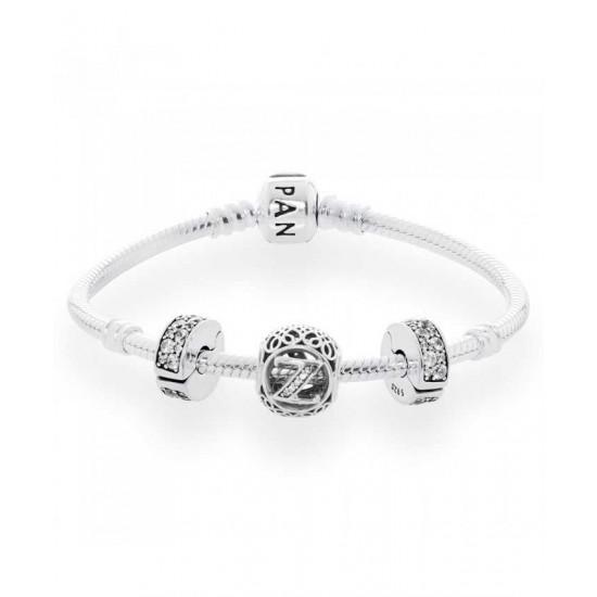 Pandora Bracelet-Vintage Z Complete Jewelry
