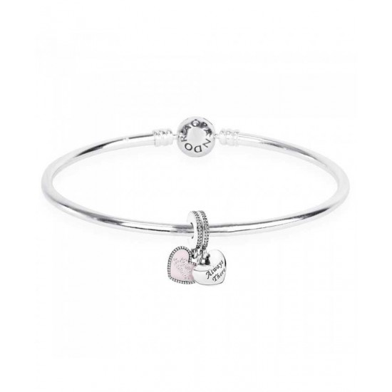 Pandora Bracelet-Best Friends Complete Bangle Jewelry
