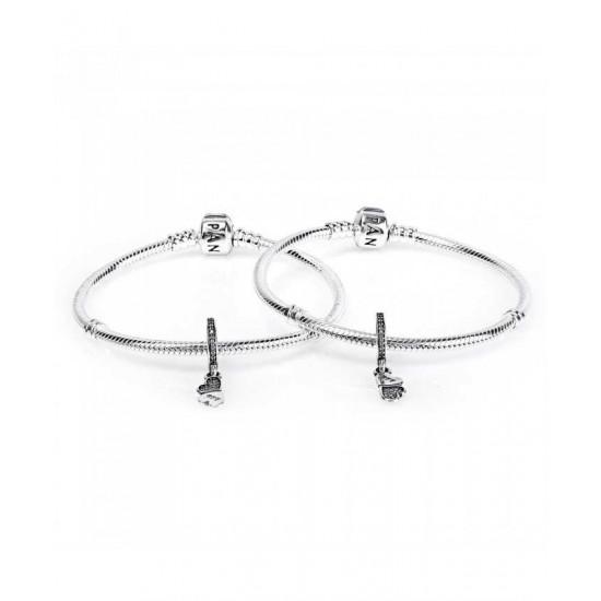 Pandora Bracelet-Best Friends Forever Complete Jewelry Store No Tax
