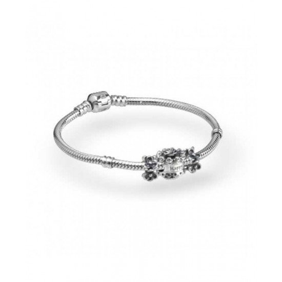 Pandora Bracelet-Happy Birthday Complete Jewelry