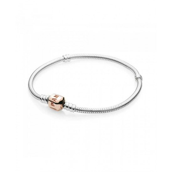 Pandora Bracelet-Rose Clasp Jewelry