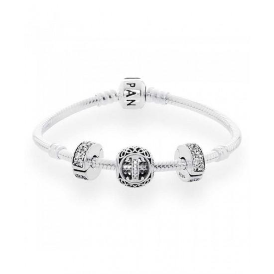 Pandora Bracelet-Vintage I Complete Jewelry