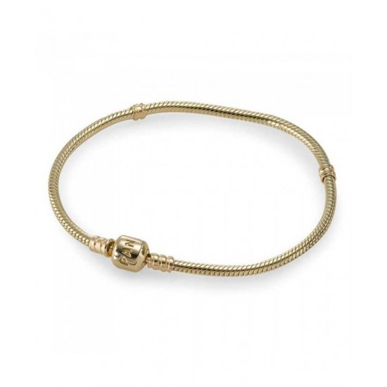 Pandora Bracelet-14 Carat Gold Jewelry