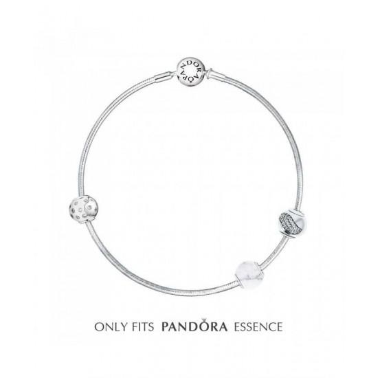 Pandora Bracelet-Essence Euphoria Complete Jewelry