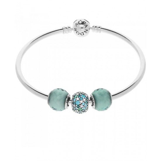 Pandora Bangle-Sea Breeze Complete Jewelry